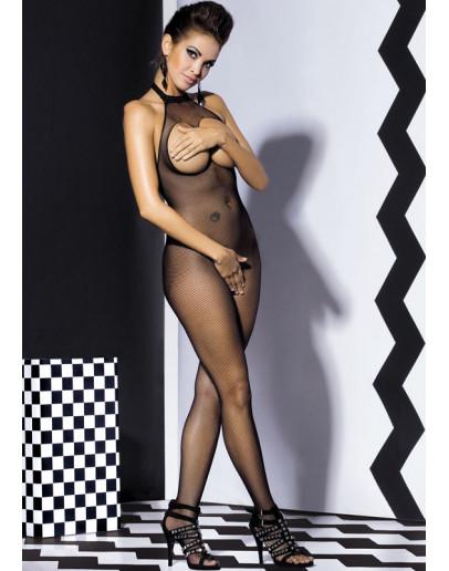 Viso kūno kojinė (bodystocking) Obsessive (135087)