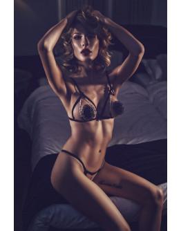 Erotiškų naktinių komplektas Anais (458427)