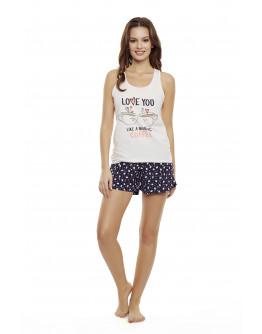Pižama Henderson Ladies (463041464)