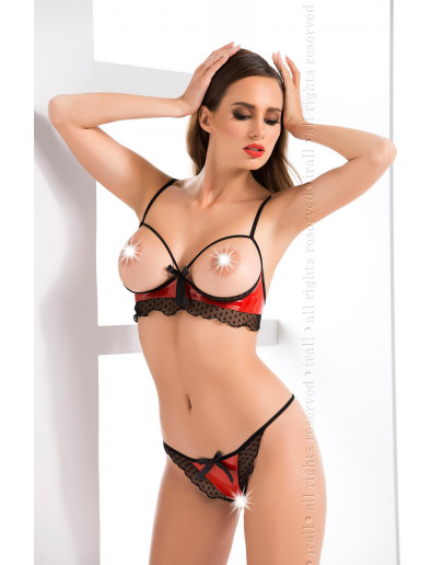 Erotiškų naktinių komplektas Irall (4699513)