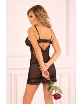 Erotiškų naktinių komplektas LivCo Corsetti (506617)
