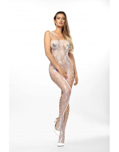 Bodystoking Jadis White Anais (5588010)
